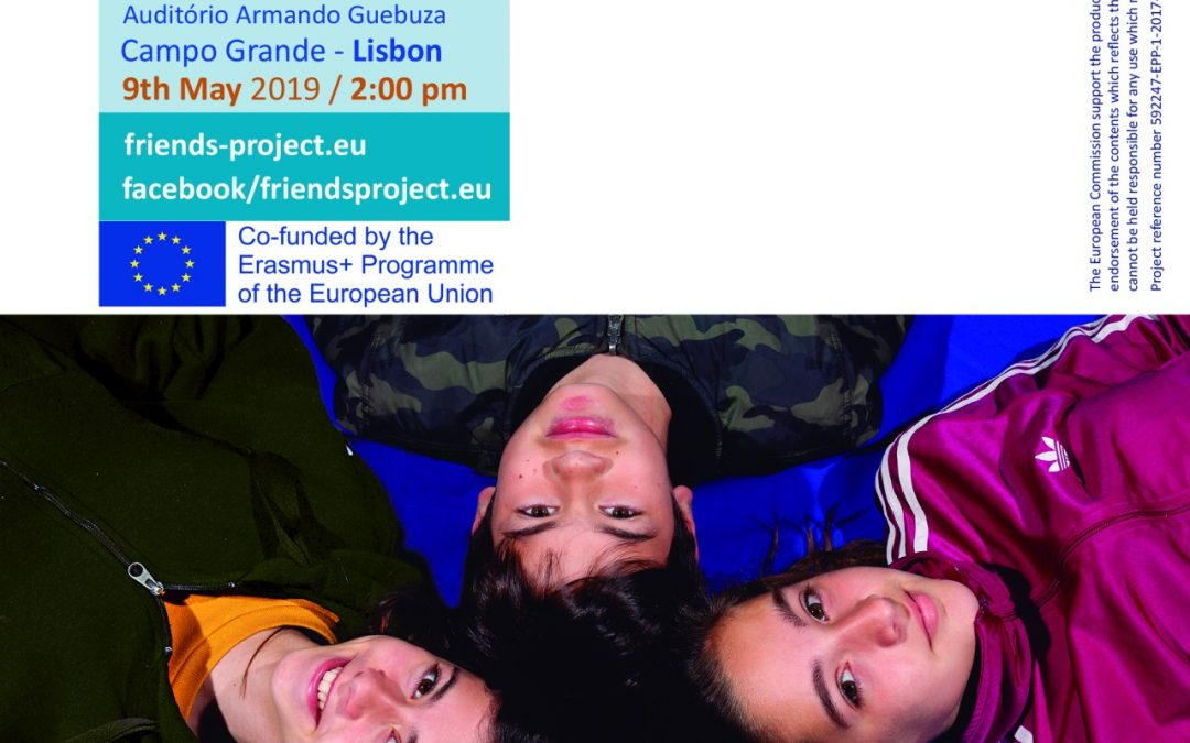 1° Free Seminar of the FRIENDS project